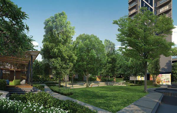 Ideo-Sukhumvit-115-Bangkok-condo-for-sale-garden